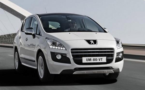 Hybrid4 Peugeot Consumi