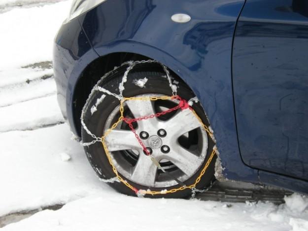 come si riconoscono le catene da neve omologate