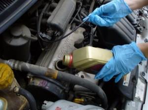 manutenzione ordinaria dell'auto