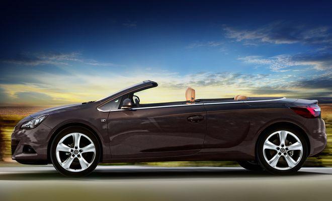 prezzi della Opel Cascada 2013