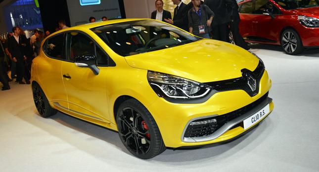 prezzo e caratteristiche della Renault Clio RS 2013