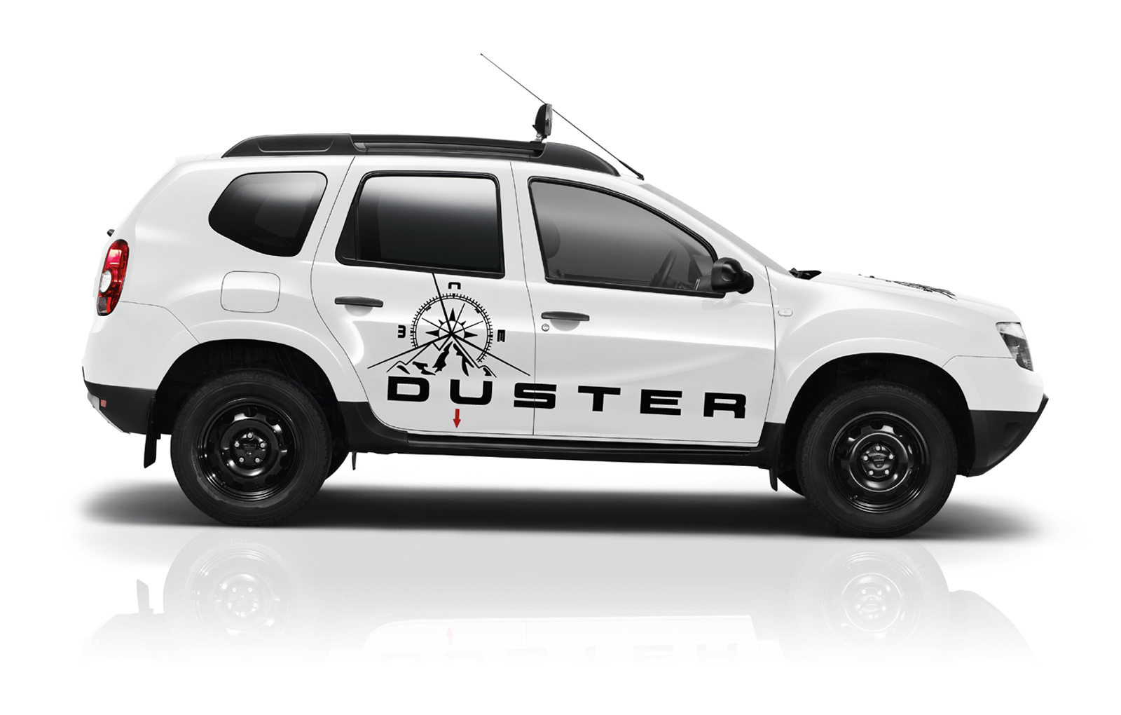 restyling Dacia Duster 2013