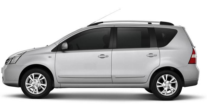 nuova Nissan Livina
