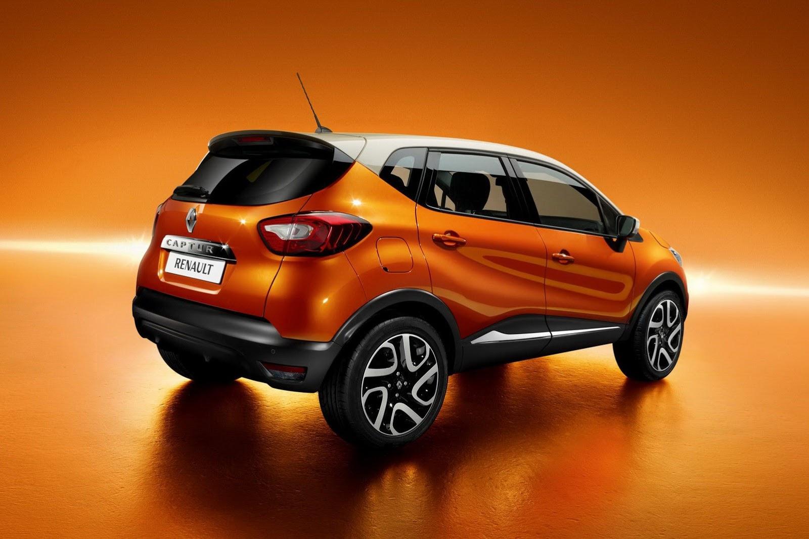 prezzo in Italia della Renault Captur