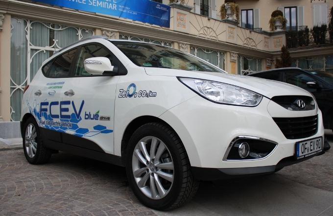 auto a idrogeno in commercio