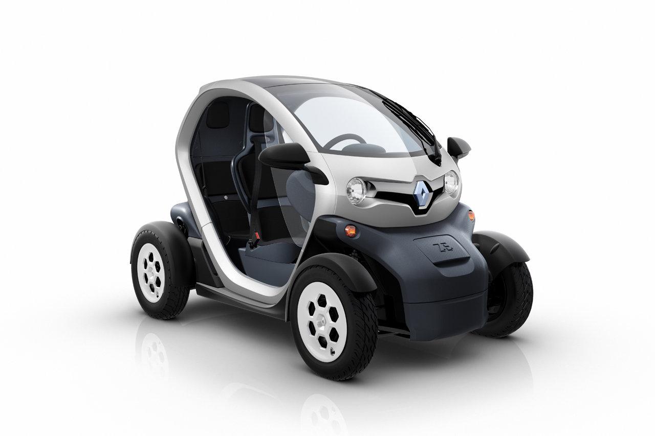 autonomia della Renault Twizy