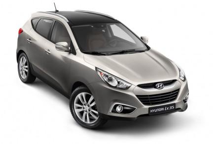 modelli Hyundai ix35