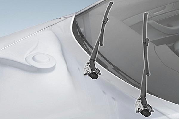 montaggio tergicristalli Bosch