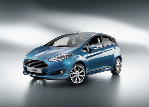 nuovo motore della Ford Fiesta