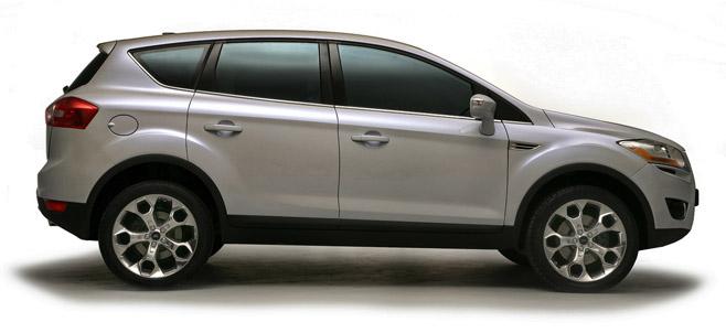 prezzi della Ford Kuga