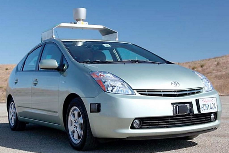 Google Car senza guidatore