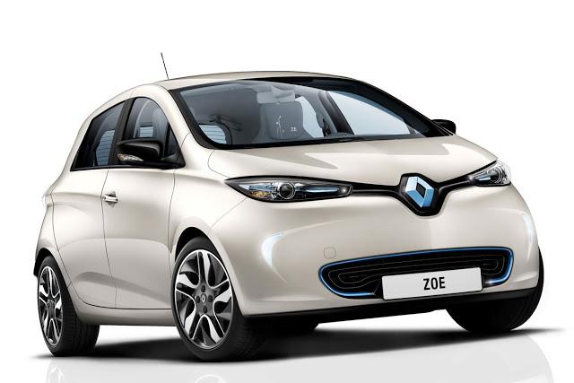 noleggio batterie Renault