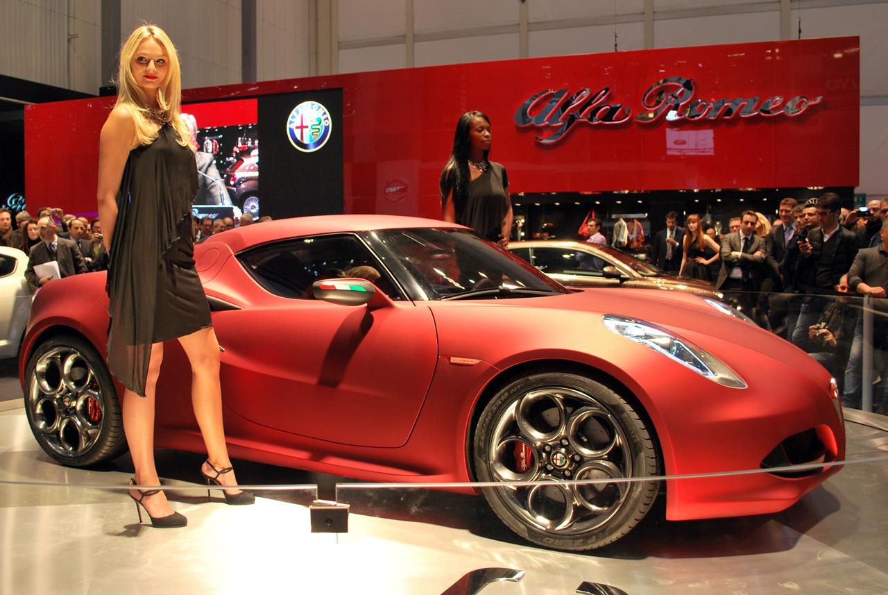 sound della nuova Alfa Romeo 4C