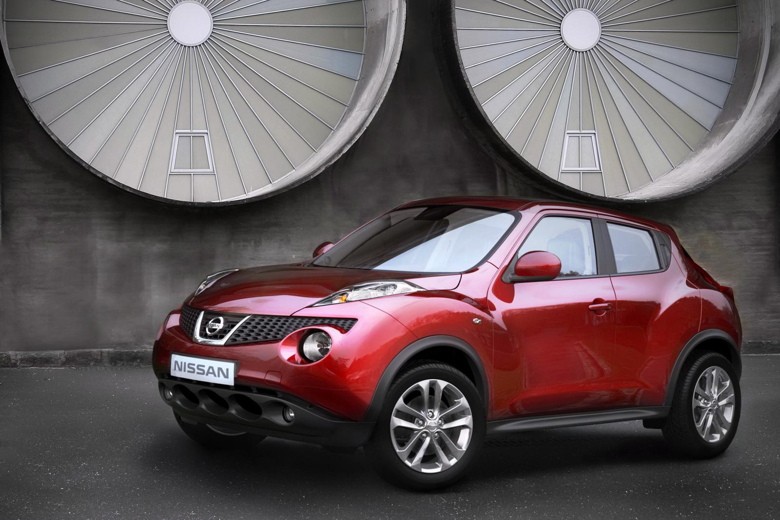Фотографии Nissan Juke Фотография #2 Фото Nissan Juke.