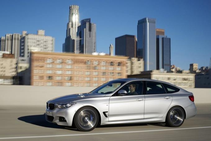 prezzi della BMW Serie3 GT