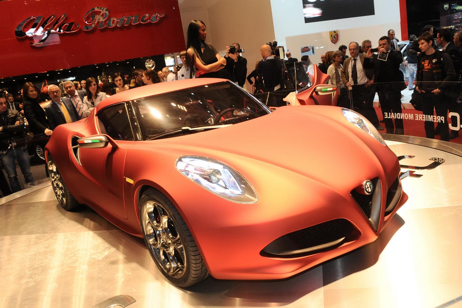 prezzo dell'Alfa Romeo 4C