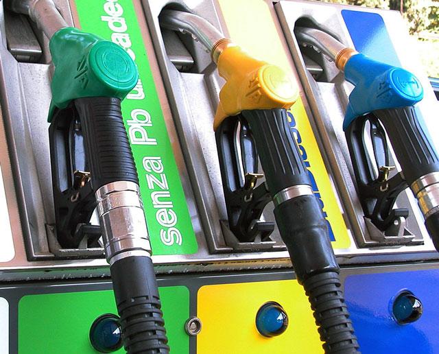 sconto benzina 2013