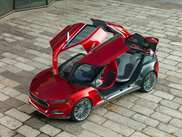 nuova Ford Evos