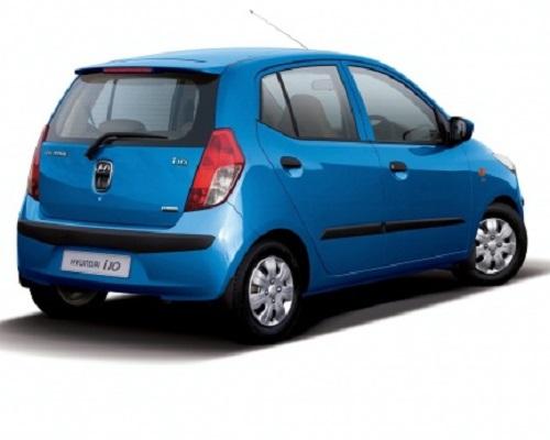 Hyundai i10 GPL