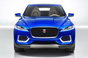 crossover Jaguar