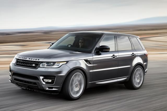Range Rover 2013 Sport