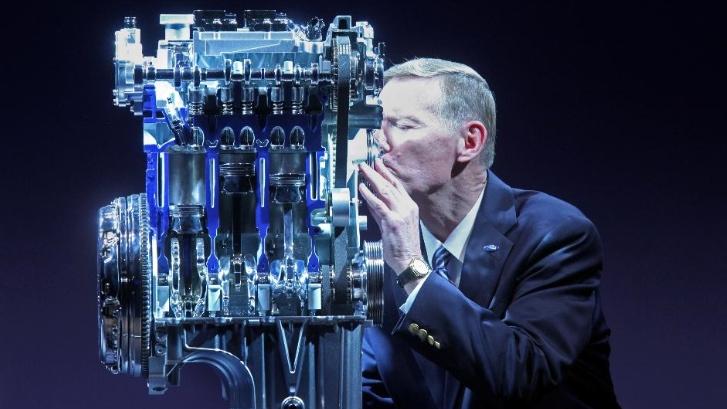 motore a 3 cilindri