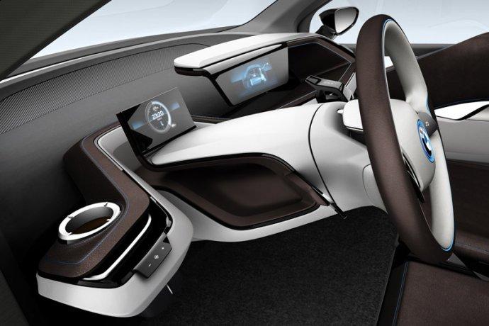 nuova BMW i3