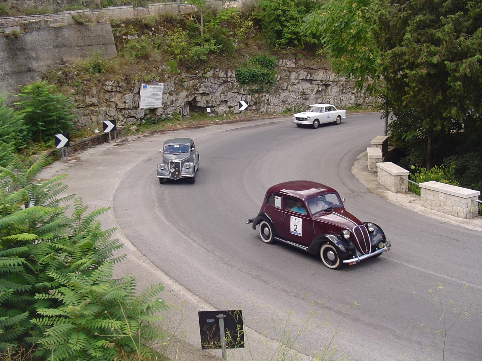 assicurazione per le auto storiche