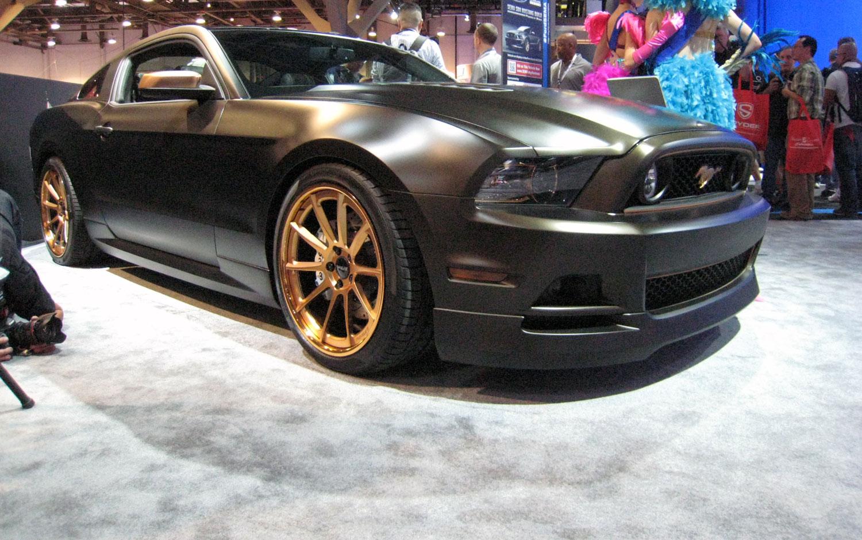 assicurazioni Ford Mustang