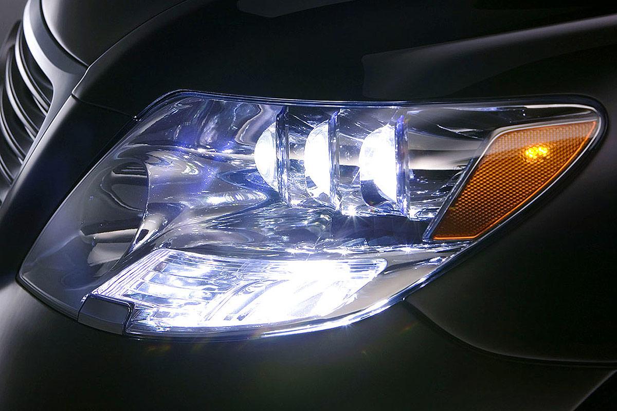 Led Headlights For Cars >> Come regolare i fari dell'auto