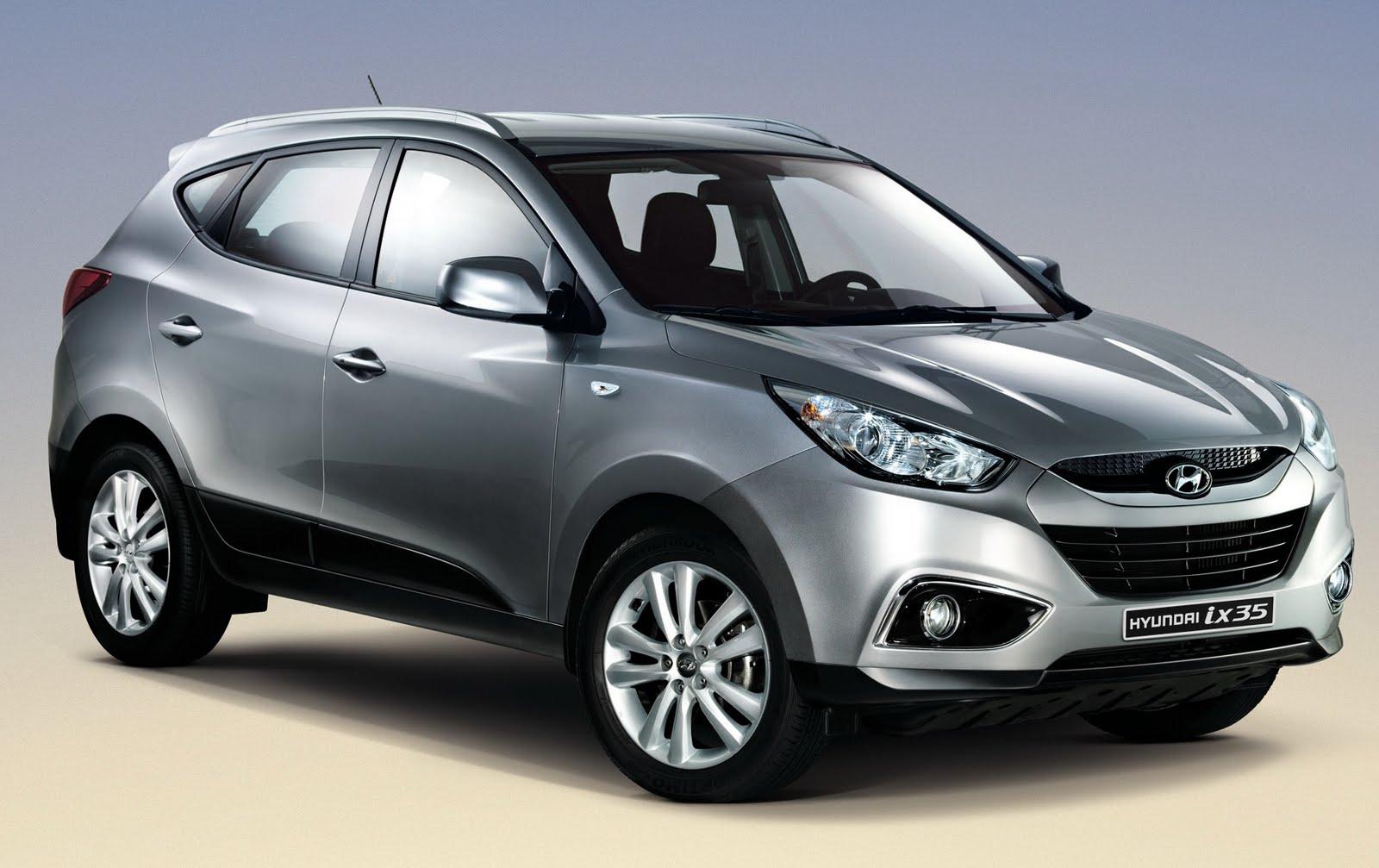 Hyundai ix35 Km 0