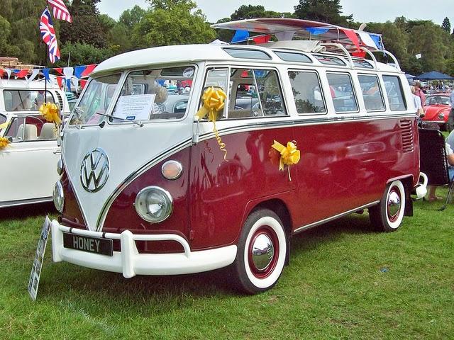 furgoncino Volkswagen