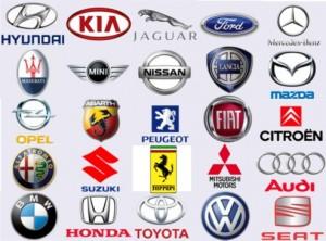 simboli auto