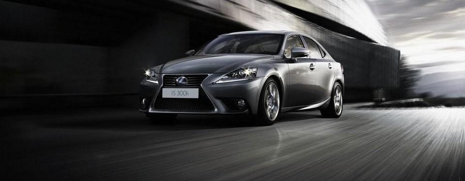 La nuova Lexus IS Toyota