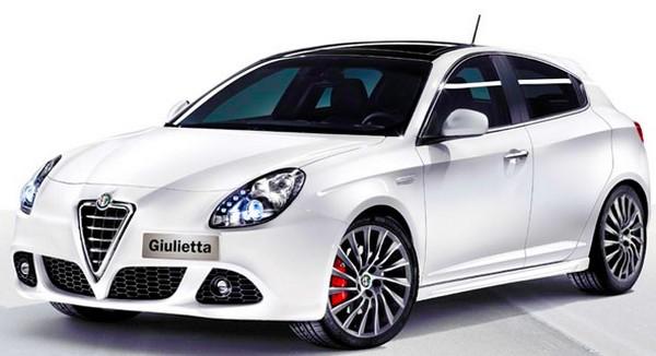 """L'interessante prezzo della nuova Giulietta Alfa Romeo, anche """"Veloce"""" Fiat Chrysler Jeep"""