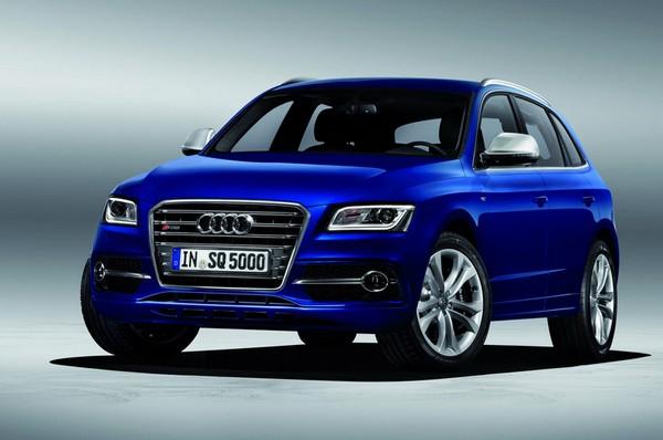 L'Audi SQ5 anche sul mercato europeo? Audi