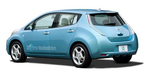 Nissan Leaf elettrica prezzo e caratteristiche Nissan