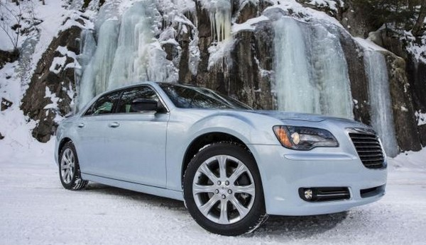 La nuova Chrysler 300 Glacier Edition Fiat Chrysler Jeep
