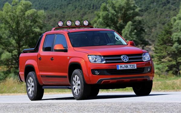 La Volkswagen Amarok 2013 News Volkswagen