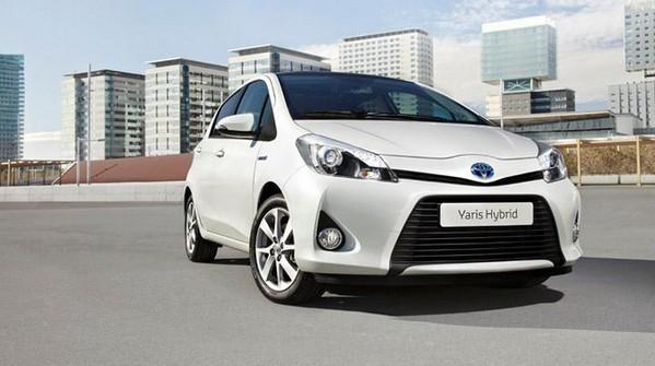 Tutto sulla nuova Toyota Yaris Hybrid News Toyota