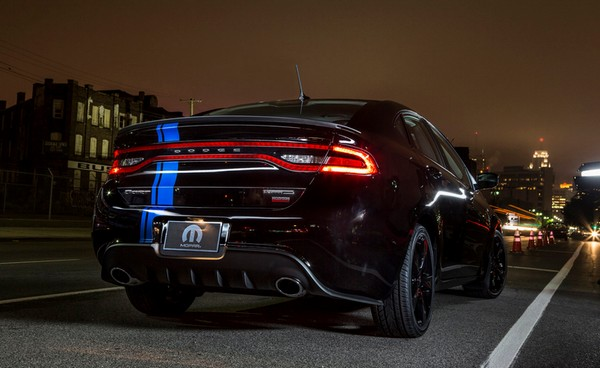 La MoPar '13 Dart, un look unico News