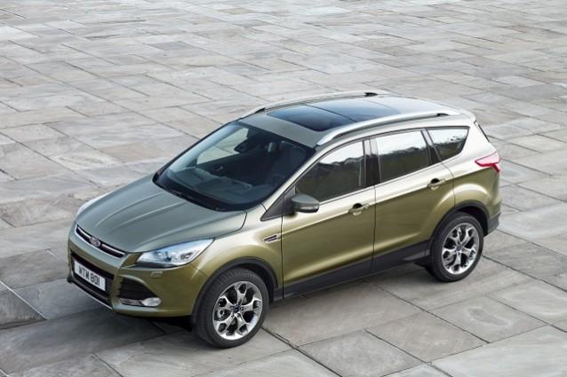 Le caratteristiche della nuova Ford Kuga Ford