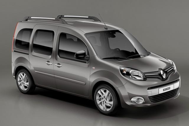 L'evoluzione Kangoo: due nuovi modelli per il multispazio di casa Renault Renault