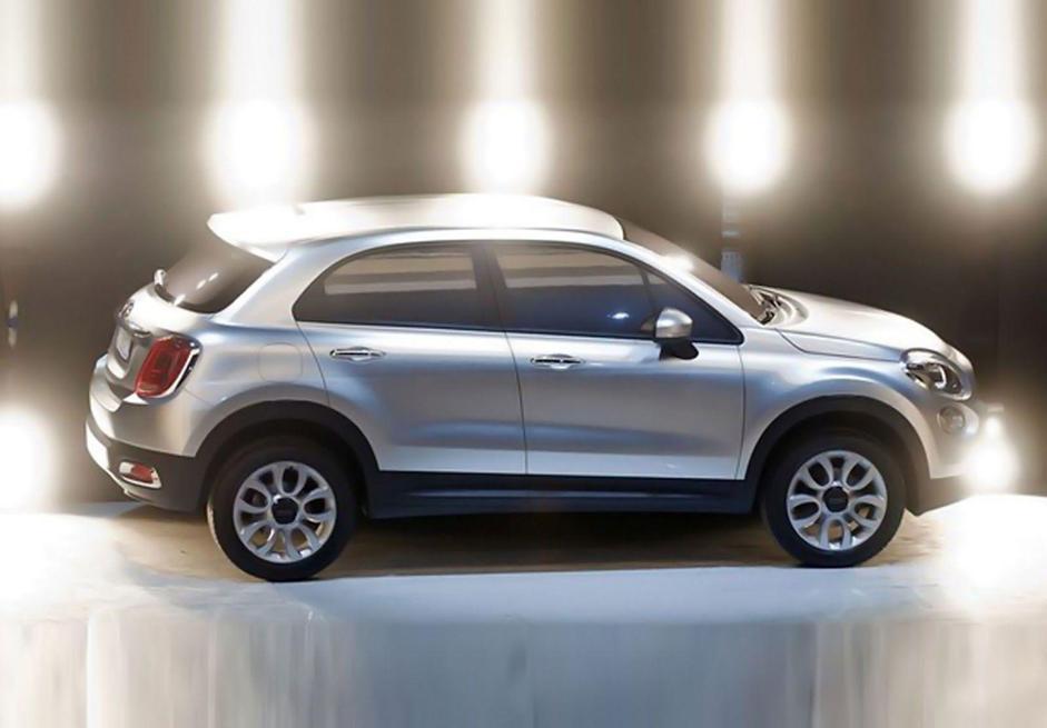 E' in arrivo il mini suv Fiat 2013 Fiat Chrysler Jeep