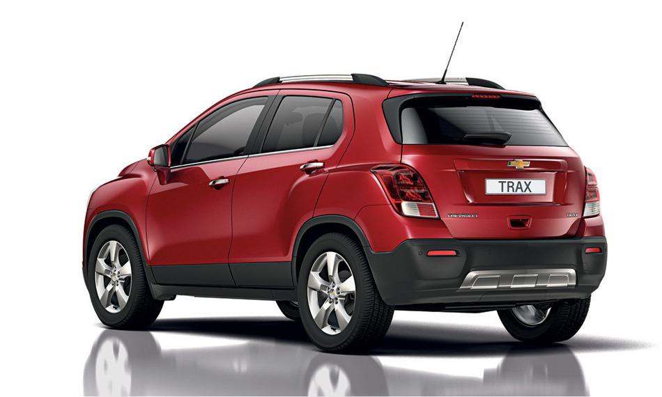 Tutte le nuove SUV compatte 2013 News