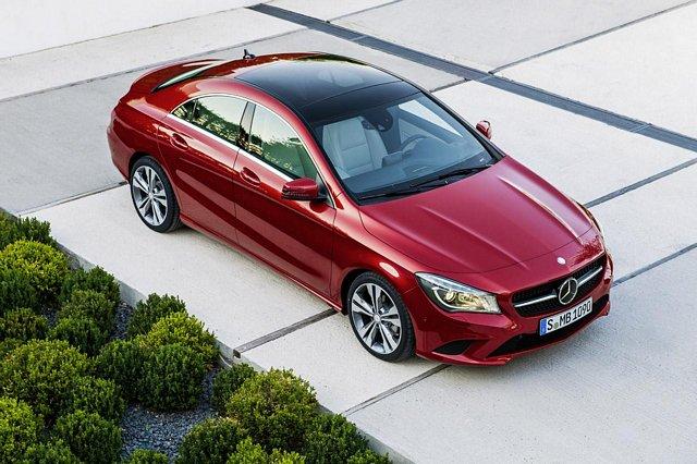 Guida agli acquisti: i prezzi della Mercedes CLA 2013 Mercedes