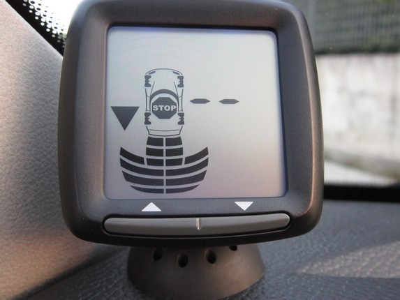 sensori di parcheggio Wireless