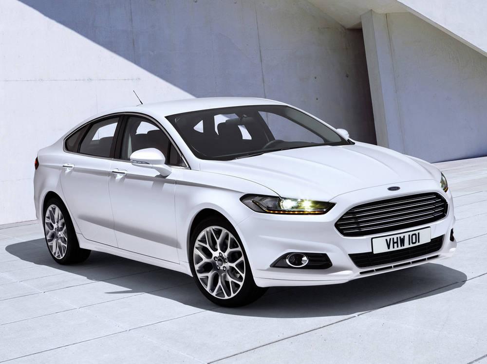 Tutto sull'uscita della nuova Mondeo 2013 Ford Recensioni