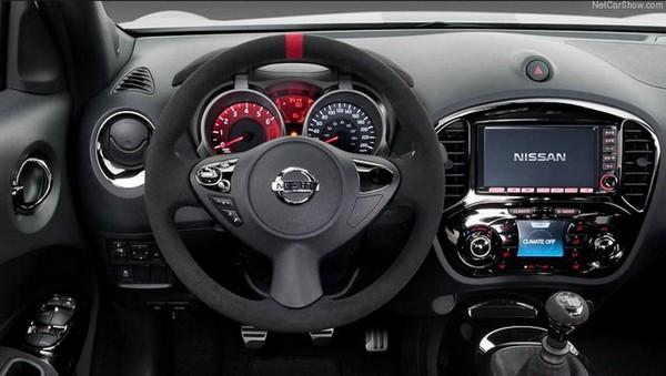 Hi tech sulla Nissan Juke Nismo News Nissan