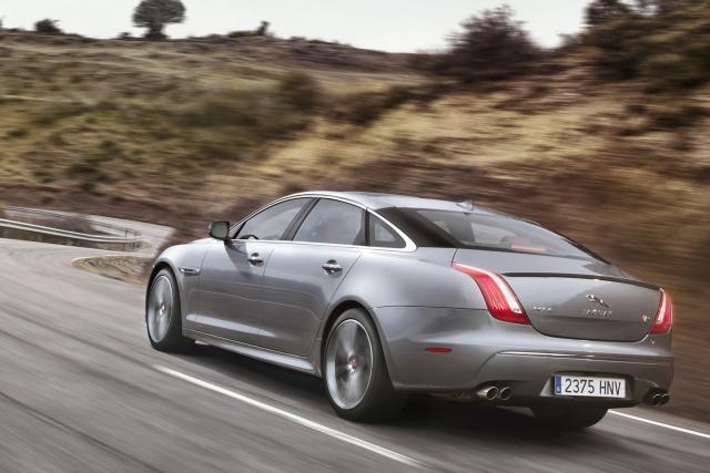 Recensione della Jaguar XJR 2013 Recensioni
